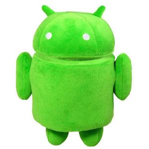 Плюшевый Андроид